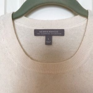 NM Cashmere Sweater cream